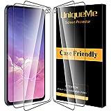 [4 Pack] UniqueMe Compatible with Samsung Galaxy S10e Screen...