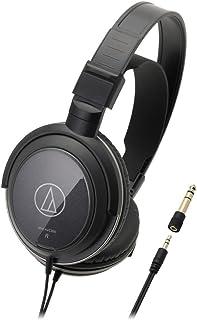 audio-technica ダイナミックヘッドホン ATH-AVC300 ブラック