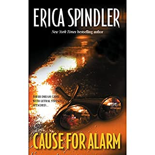 Cause for Alarm cover art