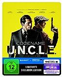 Die Blu-ray zu Codename U.N.C.L.E. bei Amazon