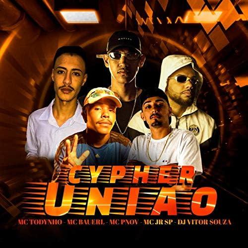 MC Todynho, MC Bauerl, MC Pnov, MC Jr Sp & DJ Vitor Souza