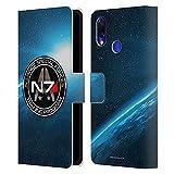 Head Case Designs sous Licence Officielle EA Bioware Mass Effect Programme de Formation N7 3 Badges...