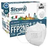 20 Mascherine FFP2 Certificate CE Italia Adulti BFE ≥99% Made in Italy. Mascherina ffp2 SANIFICATA e sigillata singolarmente. Pluricertificata ISO 13485 e ISO 9001 EN 149:2001+A1:2009