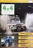 4X4 PLUS [No 15] du 15/04/1994 - LES 50 ANS DE JEEP - LE JEEPERS JAMBOREE - KIA...