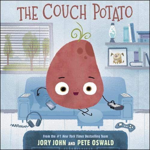 The Couch Potato cover art