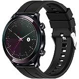 Songsier Correa Compatible con Huawei Watch GT2 42mm, Correa de 20 mm para Huawei Watch GT Elegant/Huawei Watch GT 2 42mm Sport Edition/ Honor Watch Magic 2 42mm