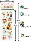 Immagine 2 rluobo adesivi per bambini natale