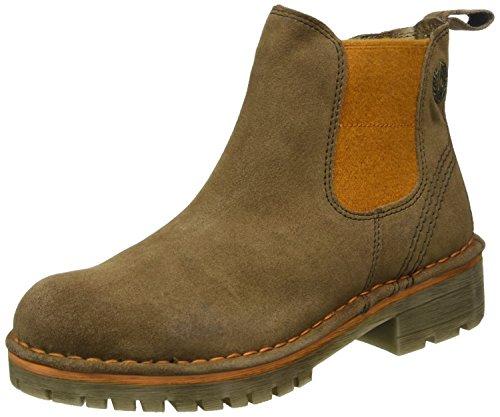 bugatti Damen J85373 Chelsea Boots, Braun (dunkelbraun 610), 38 EU