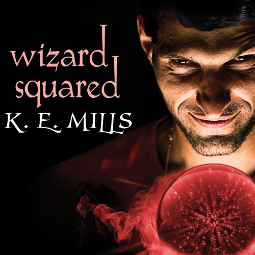 Wizard Squared audiobook cover art