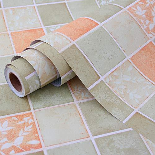 Yngffb Lådfoder, 1 rullar skåpfoder, köksskåpfoder, hylla lådfoder, lådfoder, glidskydd, PVC-material, skär när du vill, för skåp, lådor, skiljeväggar (60 x 300 cm varje rulle, A)