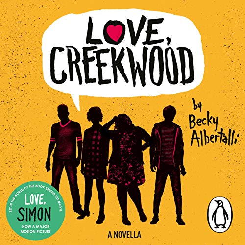 Love, Creekwood cover art