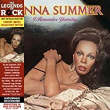 Best donna summer i remember yesterday Reviews