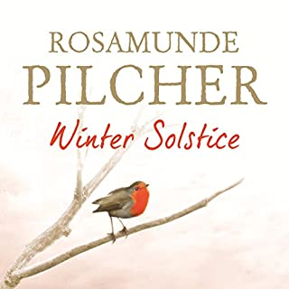 Winter Solstice                   By:                                                                                                                                 Rosamunde Pilcher                               Narrated by:                                                                                                                                 Jilly Bond                      Length: 17 hrs and 52 mins     138 ratings     Overall 4.7