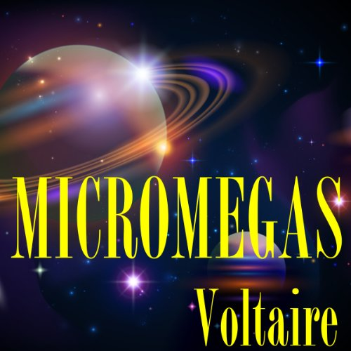 Micromégas audiobook cover art