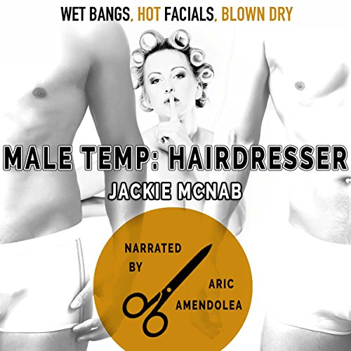 Male Temp: Hairdresser audiobook cover art