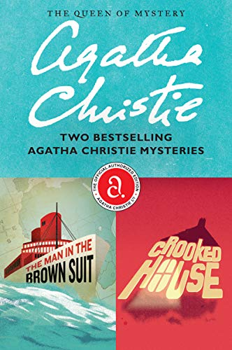 The Man in the Brown Suit & Crooked House Bundle: Two Bestselling Agatha Christie Mysteries (English Edition)