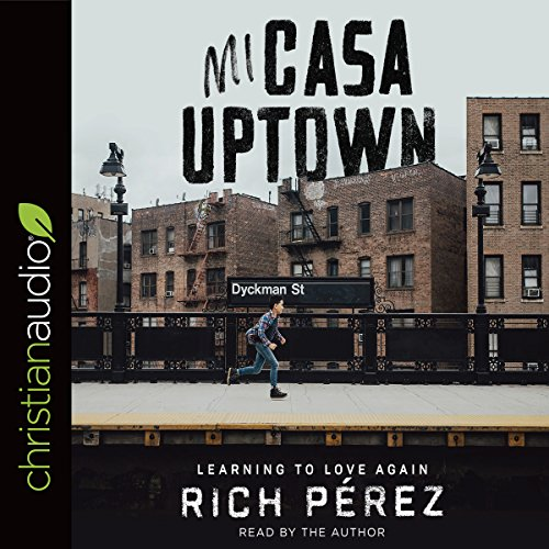 Mi Casa Uptown audiobook cover art