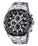 Casio Edifice Herren Massives Edelstahlgehäuse und-Armband Uhrenarmband EF-539D-1AVEF