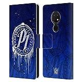 Head Case Designs Offizielle WWE P1 Tropf Aj Styles Leder