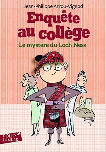 Enquête au collège - 5. Le mystère du Loch Ness - Folio Junior - A partir de 9 ans