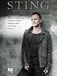 Sting - Easy Piano Collection