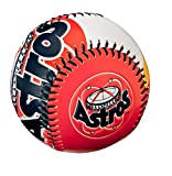Jarden Sports Licensing MLB Houston Astros Retro Baseball, Orange