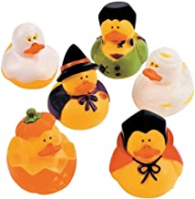Fun Express Halloween Rubber Duckies (1 Dozen)