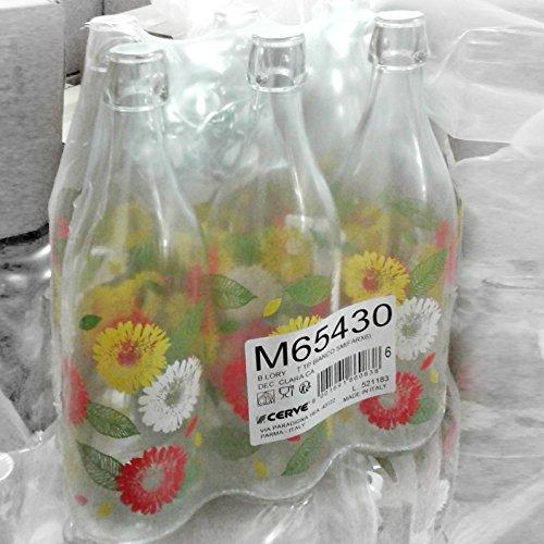 Fles Lory Liter. 0,5 Clara Deco