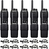 Case of 10, Retevis RT28 2 Way Radios Walkie Talkies Long Range