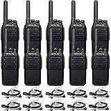 Case of 10, Retevis RT28 2 Way Radios Walkie Talkies Long Range