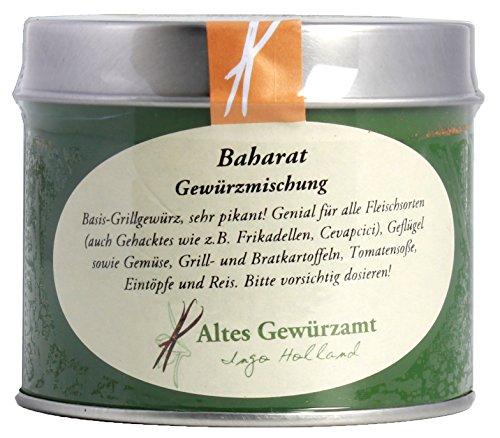 Altes Gewürzamt Ingo Holland - Baharat Fleisch Grill Gewürz - 70g