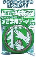 日本製 Japan セメダイン 隙間テープグレー広幅10×30mm2M TP786 【まとめ買い20個セット】 35-275