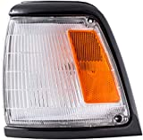 Dorman 1630698 Front Driver Side Turn Signal/Parking Light Assembly for Select Toyota Models