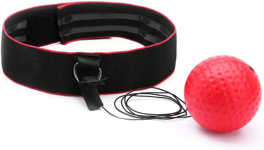 ANGOU Boxing Reflex Balls Choice Fight Punching for Box Speed Recommended Ball