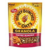 Good source of dietary fiber 34 grams of whole grains per serving Satisfying granola and whole-rolled oats Resealable bag of breakfast cereal or granola for snacking Enjoy as a breakfast cereal or snack