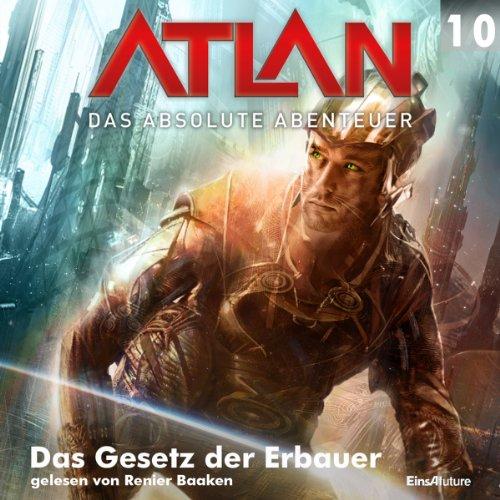 Das Gesetz der Erbauer audiobook cover art