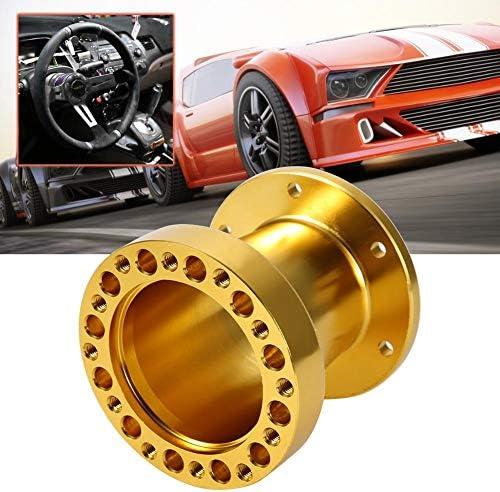 Aluminium Spacer Quick Release stuurnaaf voor professionele fabricagetechnologie voor autoGolden