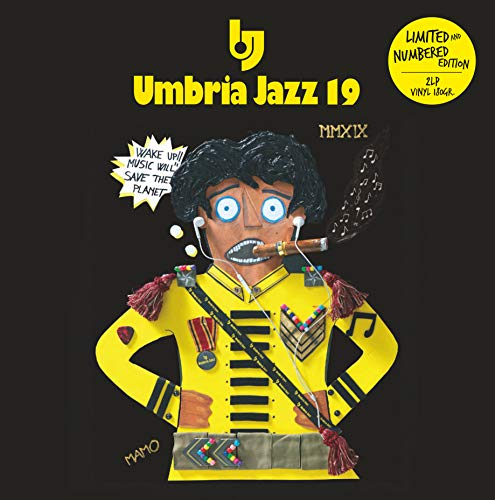 Umbria Jazz 2019 (180 Gr.Limited Edt. Numerati)