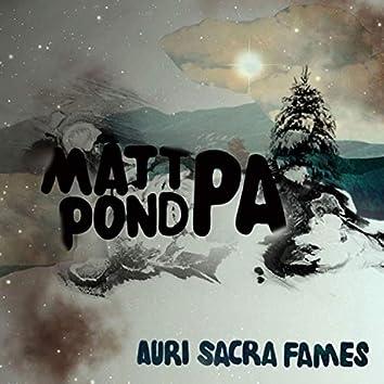 Auri Sacra Fames