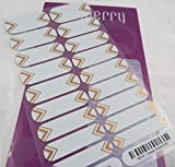 Jamberry Copper Ascent 0317 96A9 Nail Wrap Full Sheet