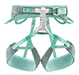 PETZL Selena Climbing Harness, Green, Medium