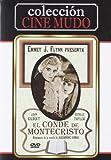 El conde de Montecristo (cine mudo) [DVD]