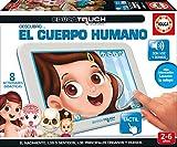 Educa Borrás- Educa - El Cuerpo Humano, Juego Educativo A Partir de 4 años. (16990), Multicolor