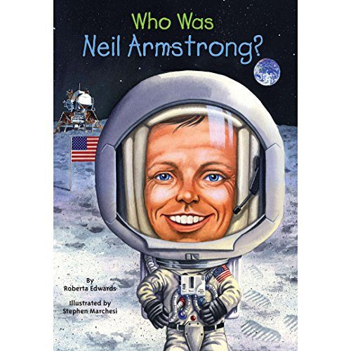 Who Was Neil Armstrong? cover art