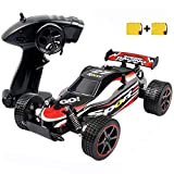 SZJJX Remote Control Car High Speed RC Cars 2.4Ghz 1:20 Fast Racing Drifting Buggy Hobby Electric Car Vehicle Toy for Kids Boys Girls Gift(Red)
