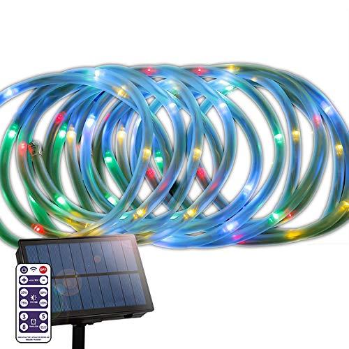 電光ホーム『イルミネーションソーラーチューブライト(kgsl-2-ropelight)』