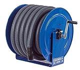 Coxreels V-117H-835 V-117-850 Vacuum Only Direct Crank Rewind Hose Reel, 1-1/2'...