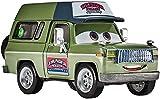 Disney Pixar Cars Die-cast Roscoe The Promoter Vehicle