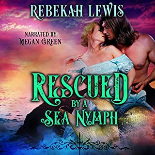 Rescued by a Sea Nymph cover art