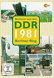 Notizen aus der DDR 1981 Berliner Ring